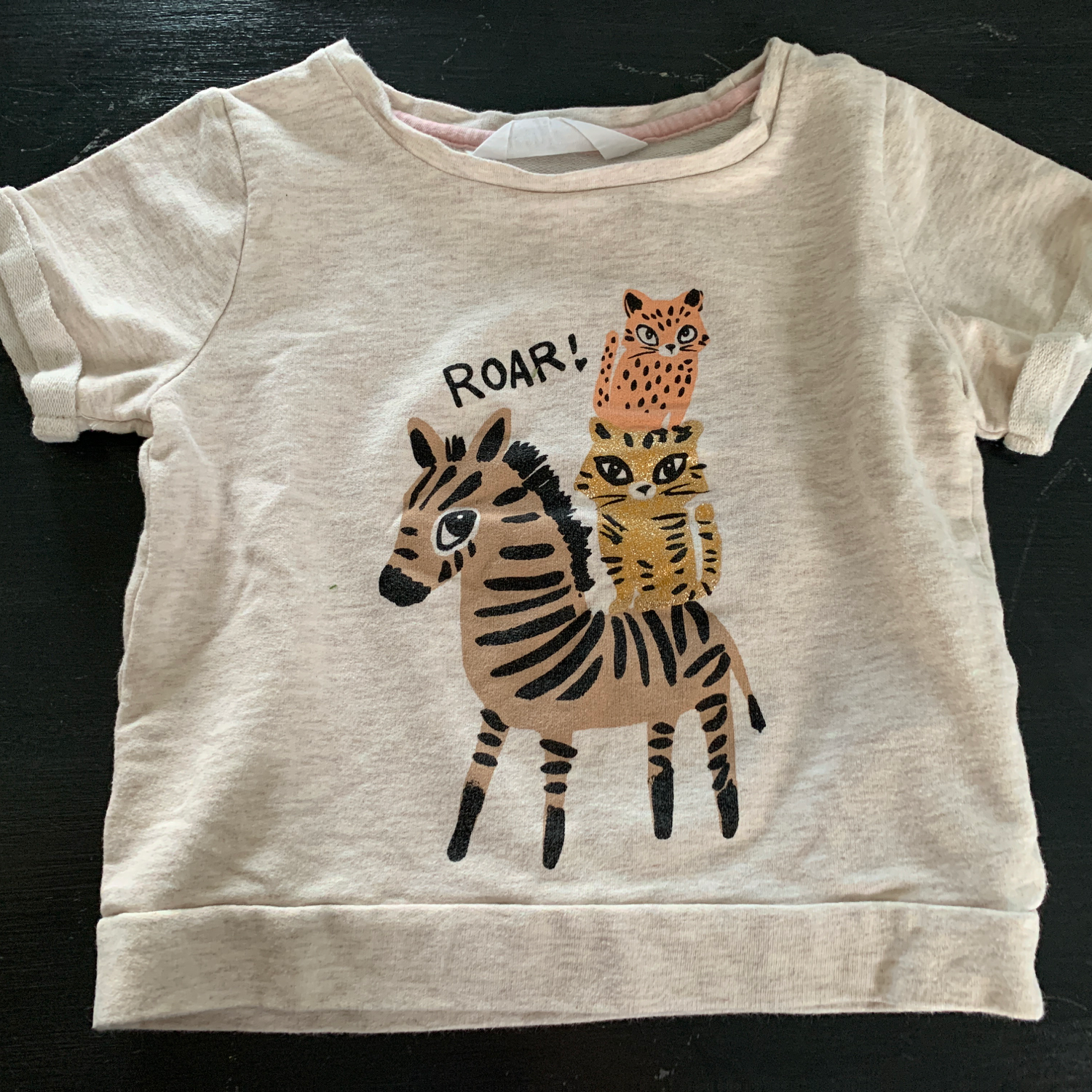 H & M Toddler Top Size 2T