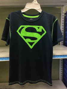 Dc Comics Youth Top Size 10
