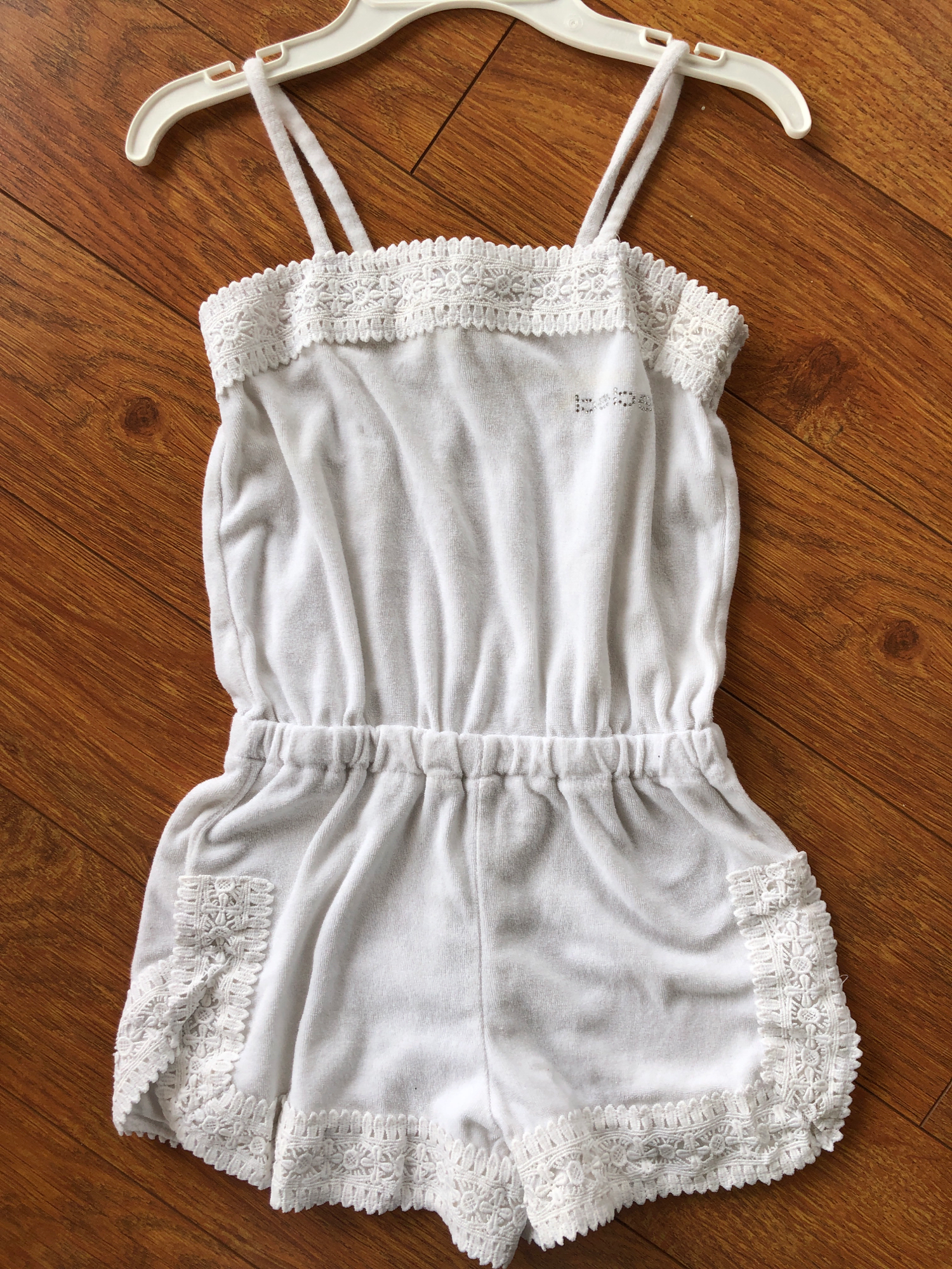 Bebe Terrifique Youth One-piece Size 10
