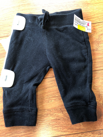 Old Navy Newborn Bottoms 3-6 mo