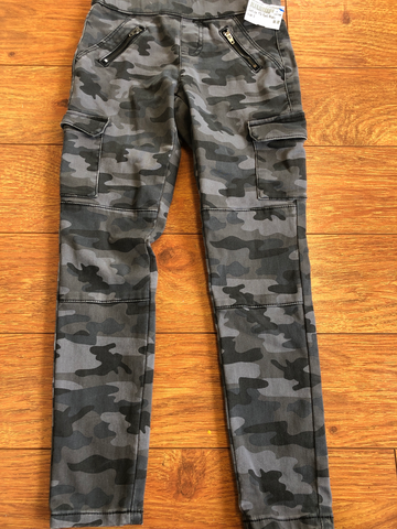 Justice Youth Bottoms Size 8