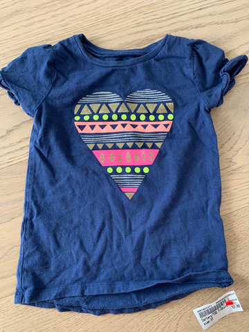Carters Toddler Top Size 3T