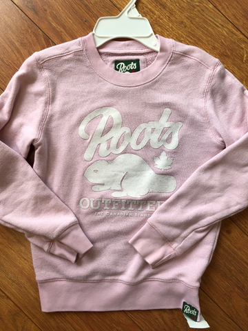Roots Youth Top Size 16