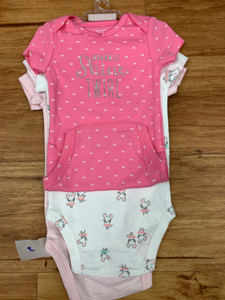 Just One You Bodysuit 3-6 mo