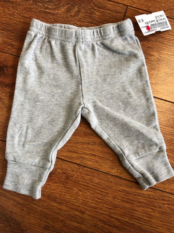 Carters Newborn Bottoms 0-3 mo