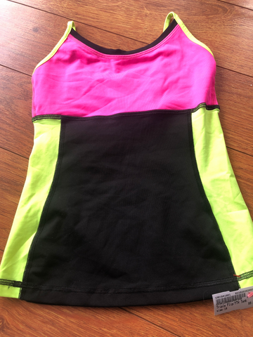 Triple Flip Youth Top Size 14