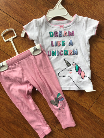 Carters Sleepwear 12 mo
