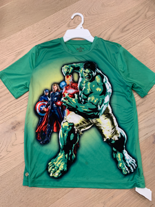 Marvel Youth Top Size 12