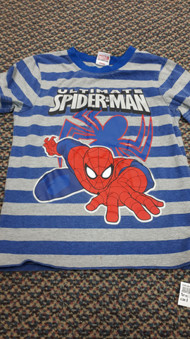 Marvel Preschool Top Size 6