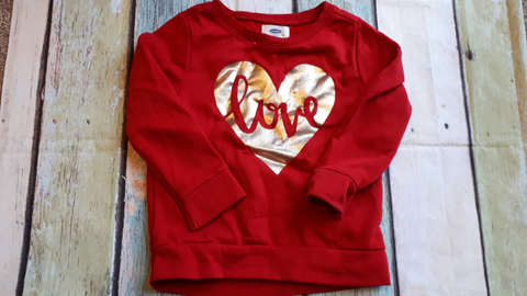 Old Navy Toddler Top Size 4T