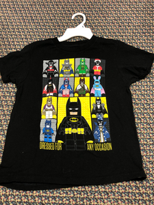 Lego Youth Top Size 7