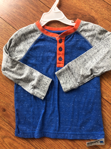 Okie Dokie Toddler Top Size 3T