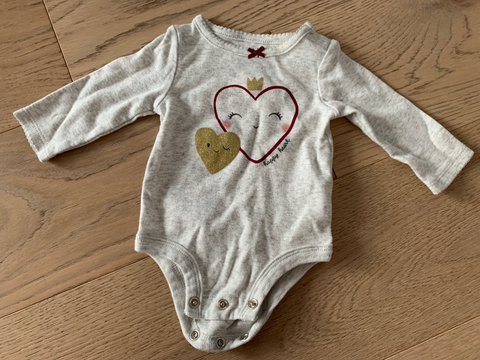 Carters Newborn Top Newborn