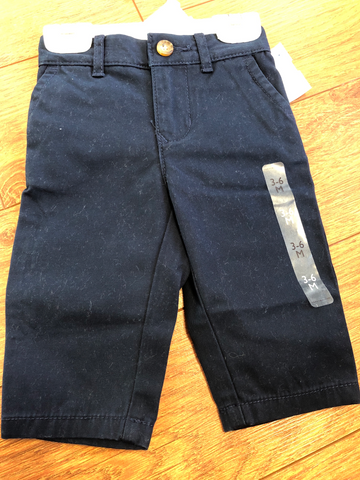 Tommy Hilfiger Newborn Bottoms 3-6 mo