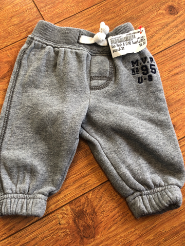 Osh Kosh B'gosh Newborn Bottoms 0-3 mo
