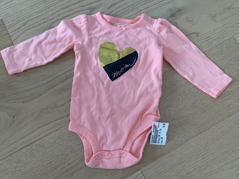 Carters Infant Top 12 mo