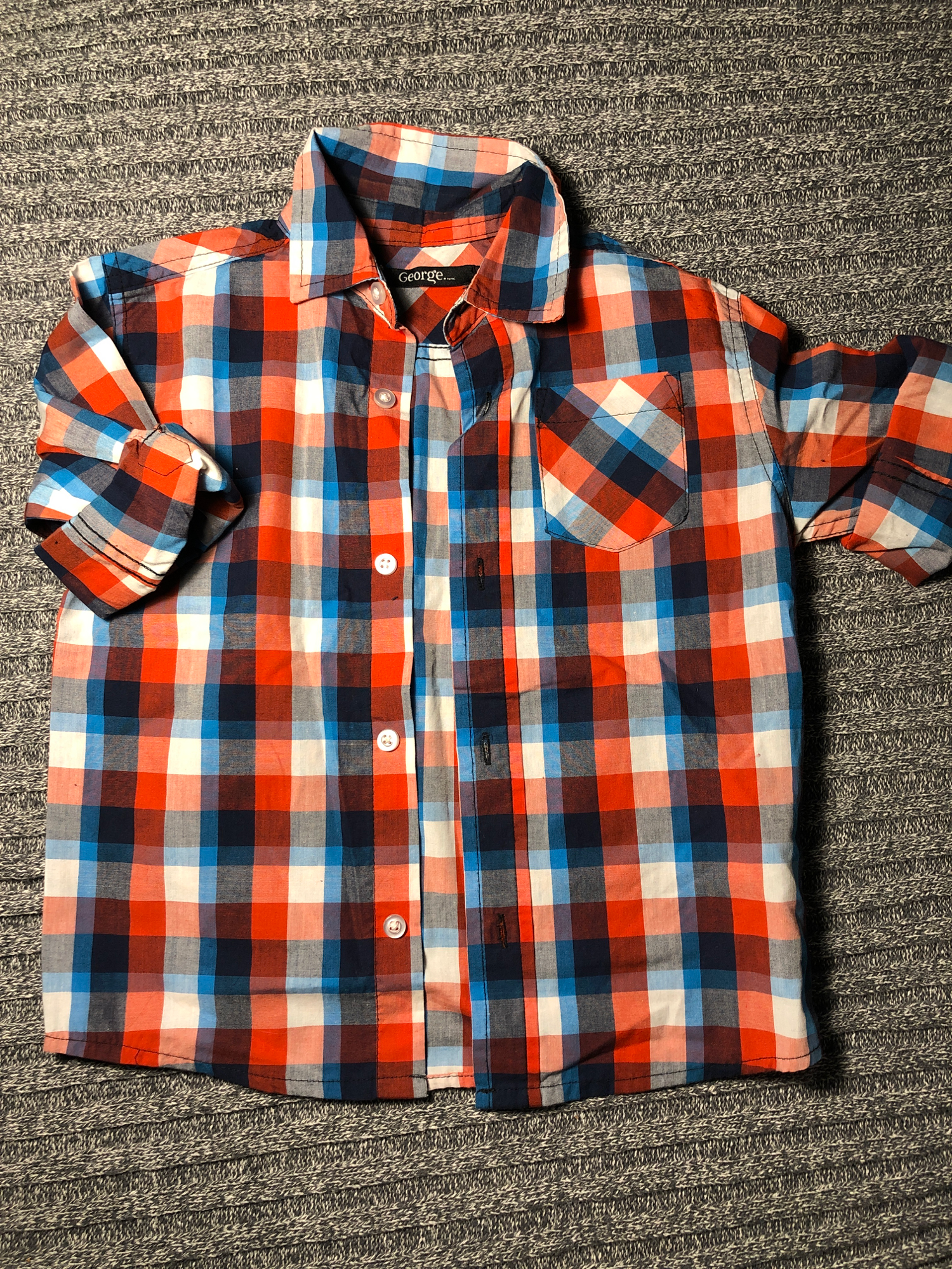 George Toddler Top Size 4T 0030