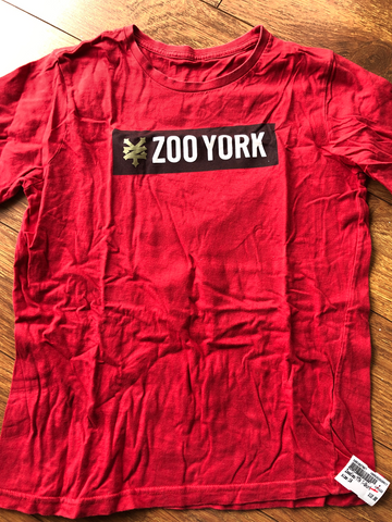 Zoodles Youth Top Size 14