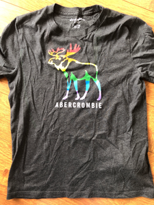 Abercrombie Youth Top Size 16