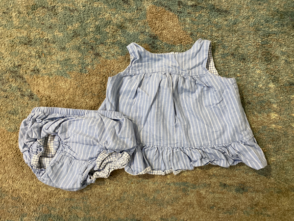 Gap Newborn 2-piece set 3-6 mo