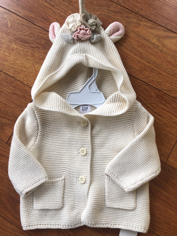 Gap Newborn Top 3-6 mo