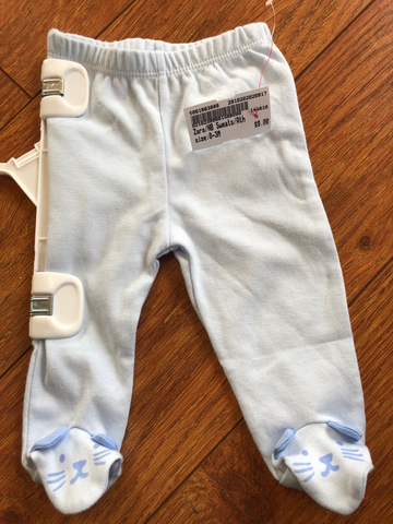 Zara Newborn Bottoms 0-3 mo
