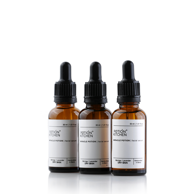 Miracle Potion Facial Serum - Dry Skin