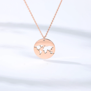 Almsey™ Planet necklace