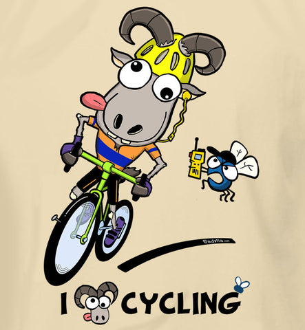 Cabra Loca - Cycling