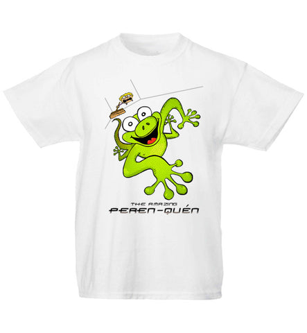 The Amazing PEREN-QUÉN - Camisetas Infantil