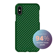 Load image into Gallery viewer, Ocean75 Eco-Friendly Designed for iPhone X, iPhone Xs Case, Ocean-Inspired Sustainable Phone Cover Made from Recycled Fishing Nets – Dolphin Grey