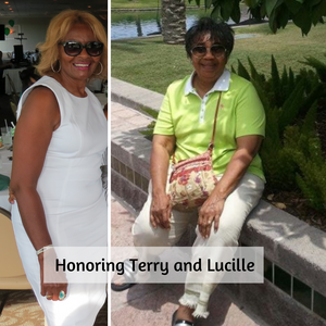 Honoring Terry and Lucille