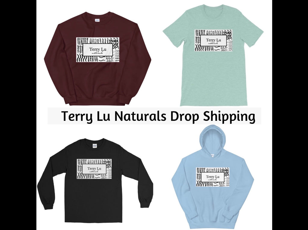 How Drop Shipping Works for Terry Lu Apparel