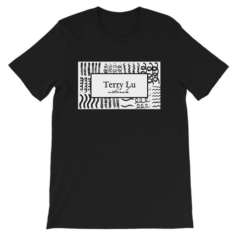 Terry Lu Naturals Short-Sleeve Unisex T-Shirt