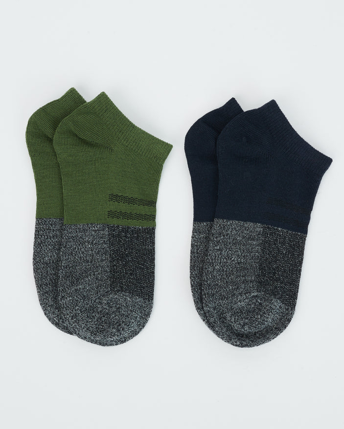 Image of product: 2-Bottle Ankle Sock (2 pack)
