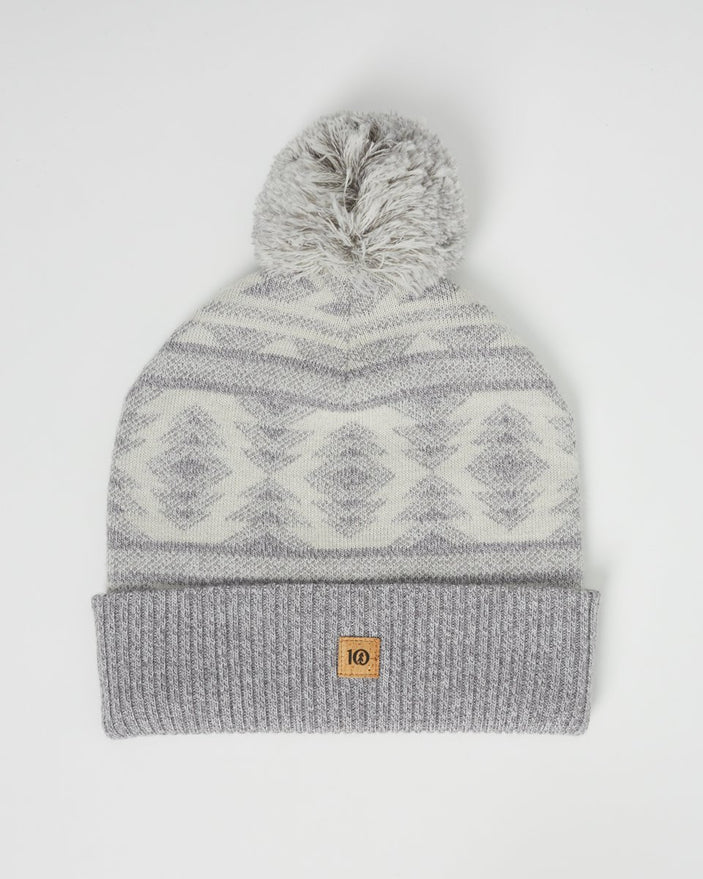 Image of product: Intarsia Pom Beanie