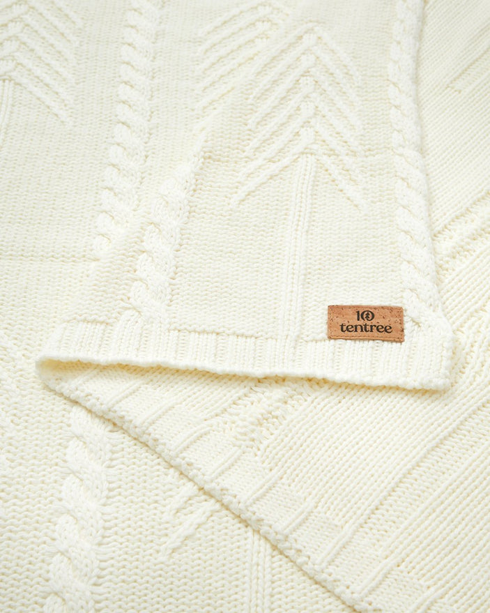 Image of product: Cotton Cable Blanket