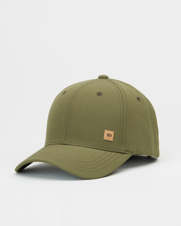 6-Panel Cork Icon Destination Hat