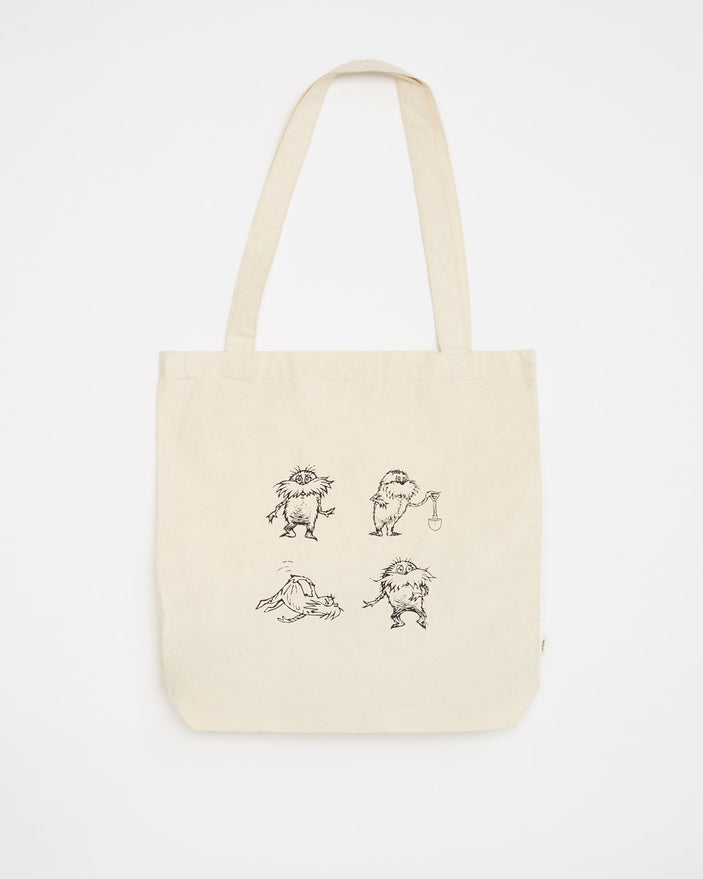 Image of product: Lorax Tile Tote
