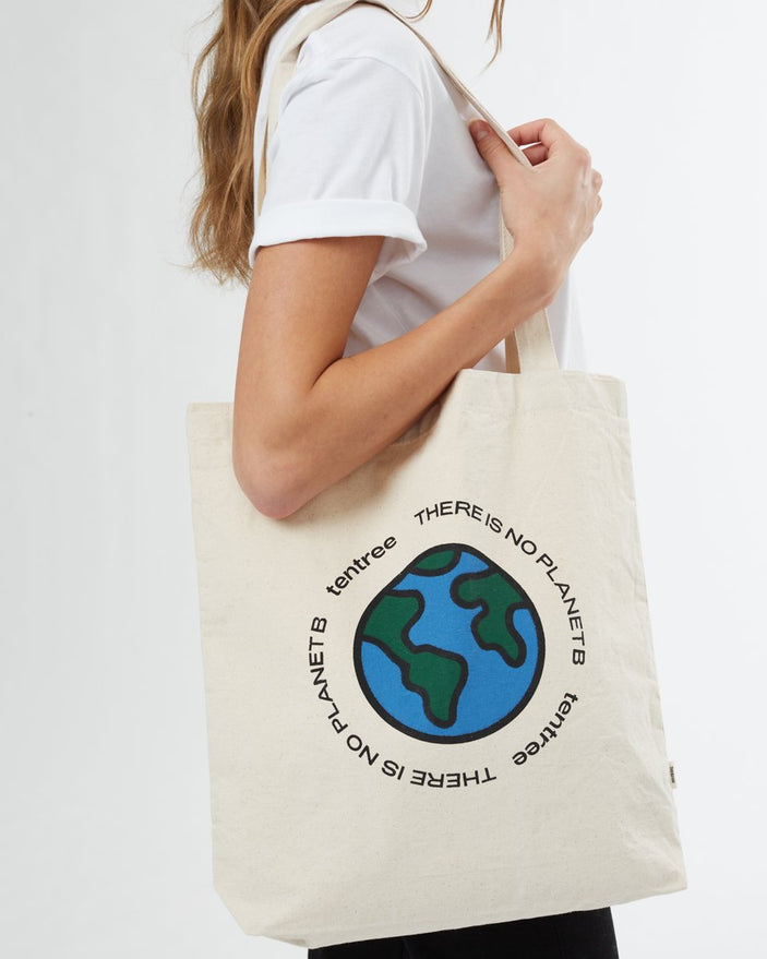 Image of product: There Is No Planet B Tote