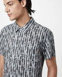 Image of product: M Hemp Short Sleeve Button Up
