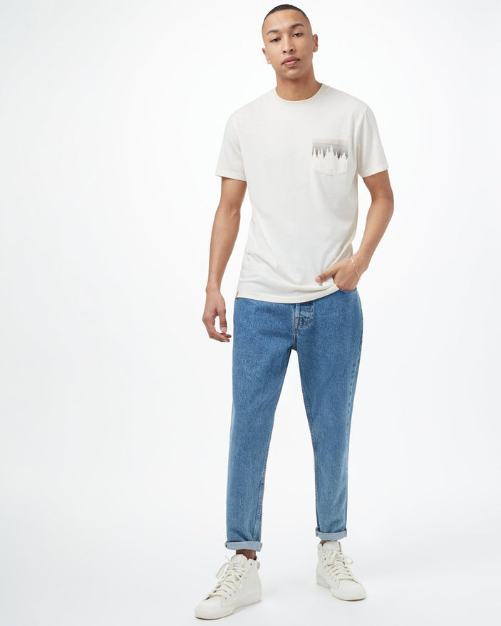 Image of product: M Juniper Pocket Tee