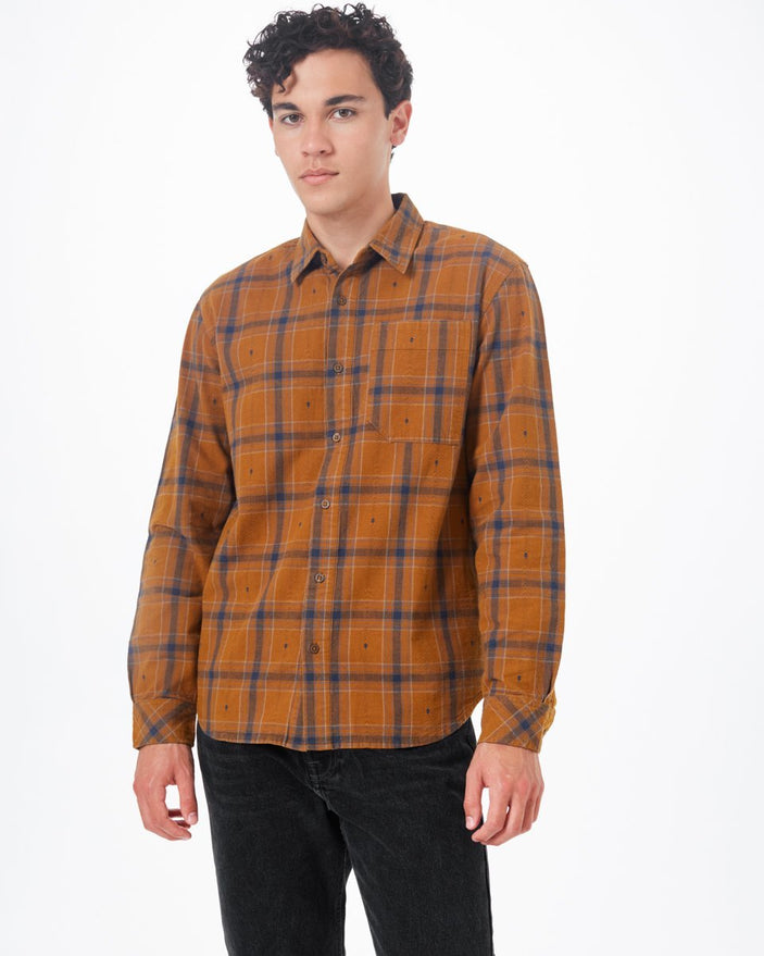 RUBBER BROWN TREE PLAID_gallery