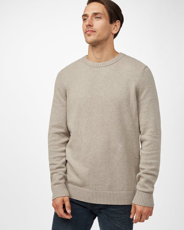 Image of product: Men's Highline Cotton Crew Sweater