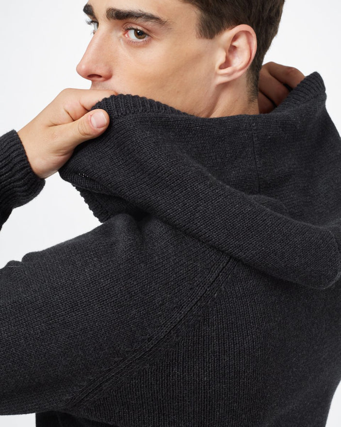 Image of product: Highline Cotton Hooded Sweater