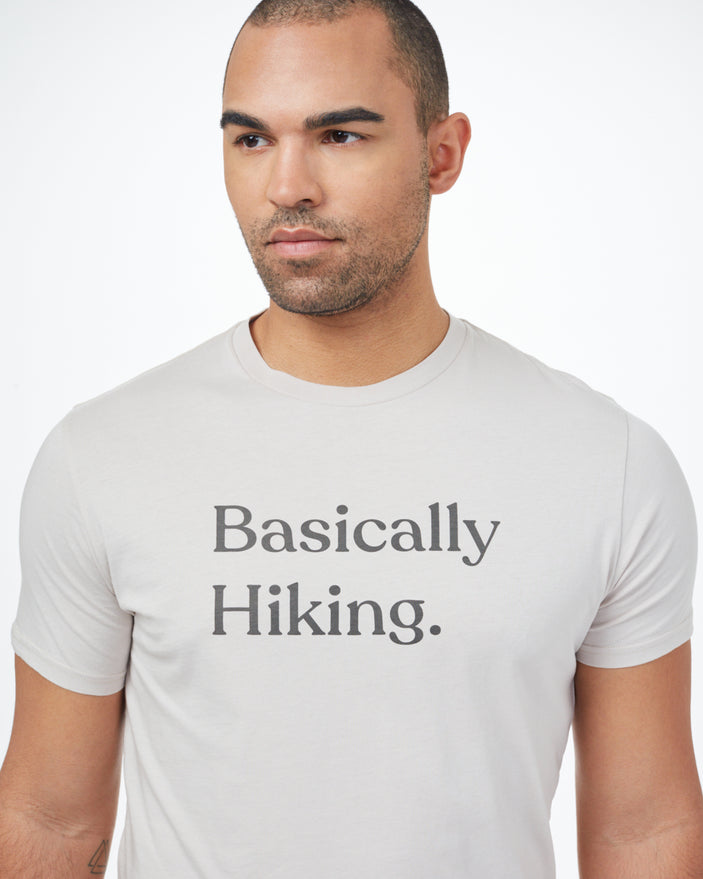 Image of product: M Basically Hiking T-Shirt