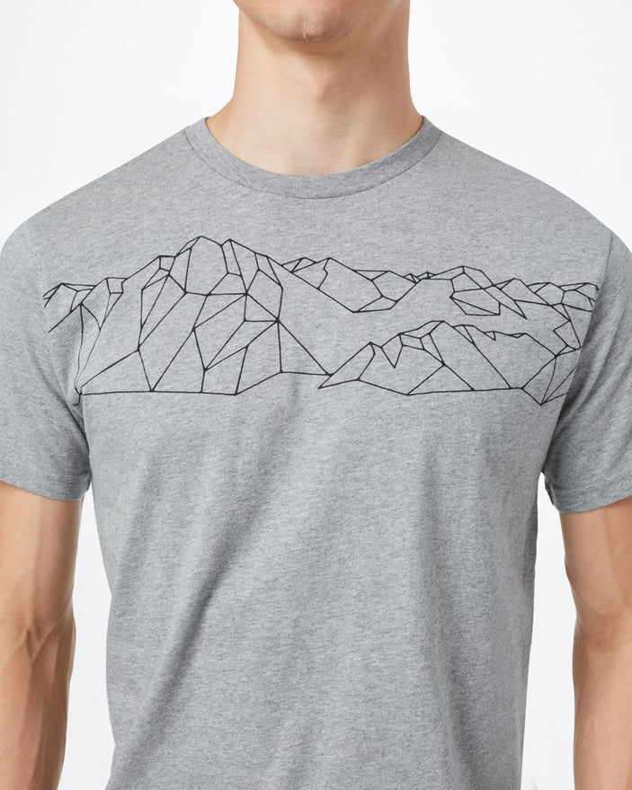 Image of product: Geo Mountain Classic T-Shirt