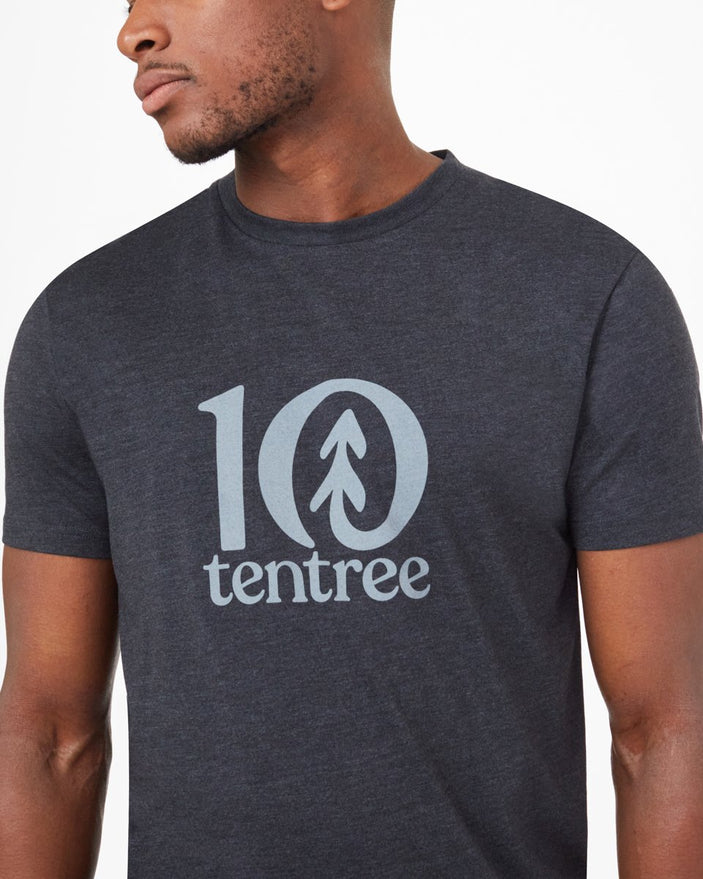 Image of product: Tentree Logo Classic T-Shirt