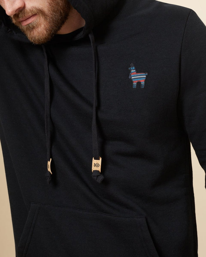 Image of product: M Peru Embroidered Llama Hoodie