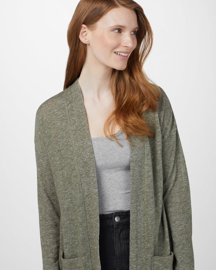 Image of product: W Relaxed Cardigan